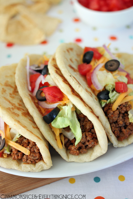 Easy Homemade Gorditas