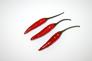 02 - Zutat Chilis / Ingredient chilis