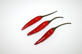 02 - Zutat Chilis / Ingredient chilis