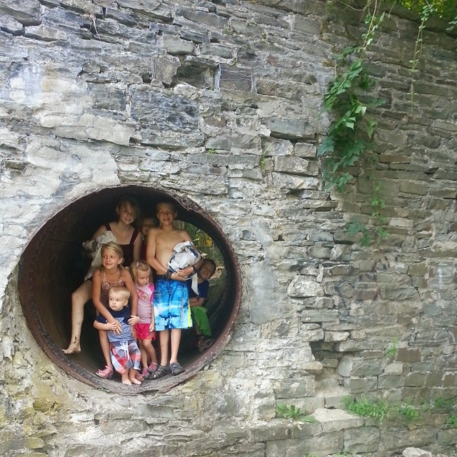 How many Hagartys can you fit in a tunnel?
