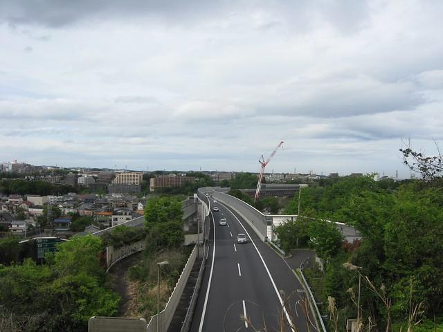 圏央道友田高架橋6