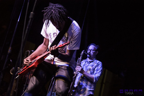 Black Joe Lewis @ Toronto Urban Roots Festival 7/4/2014