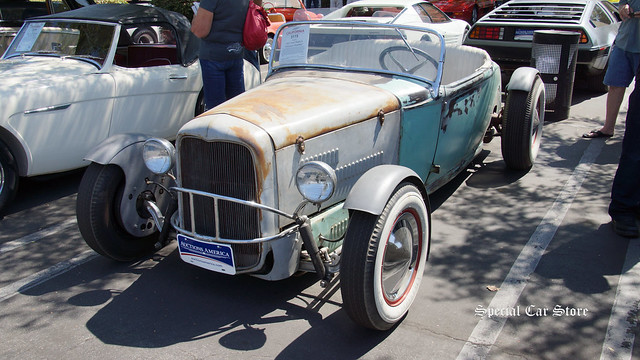 1931 Ford Model A UNKNOWN ROADSTER