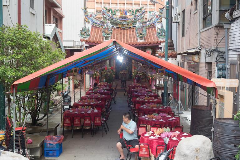 台南私藏景點-開基天后宮呷辦桌 (3)