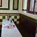 Small photo of Table at Manze's