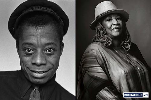 James Baldwin and Toni Morrison