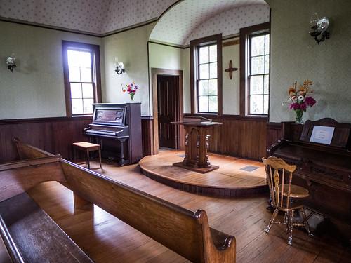 Oysterville Church-009