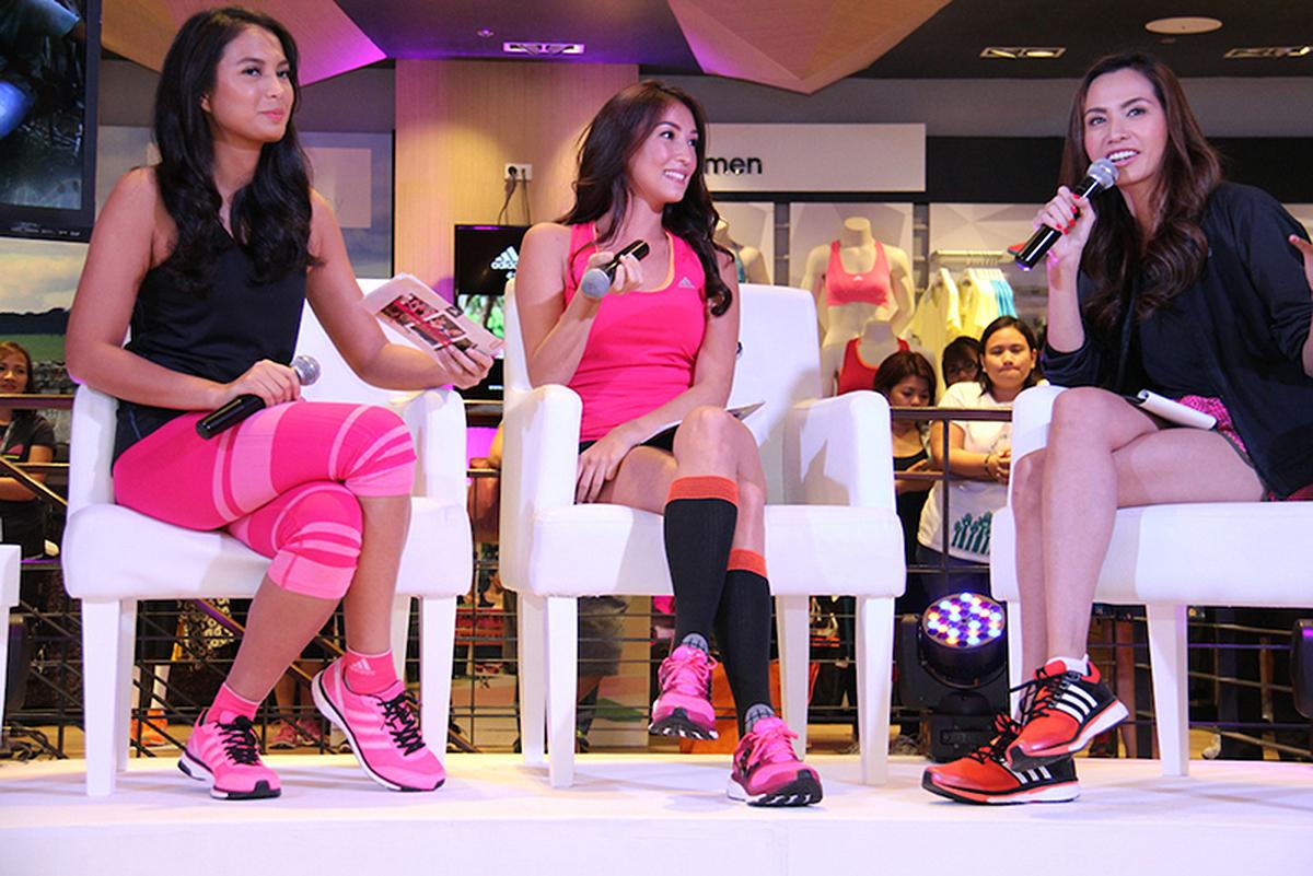 Trice Nagusara La Petite Adidas My Girls 04