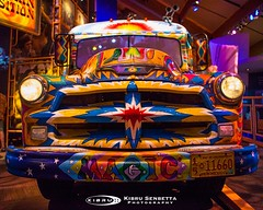 The Magic Bus Bethel MuseumWoodstock 1969