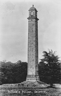 Brocklesby, Pelhams Pillar