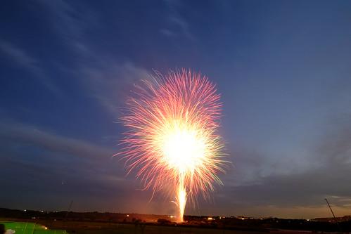 Toride Tone-River Fireworks Festival 06