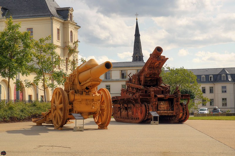 Museo de Historia Militar Dresde