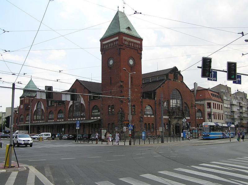 Hala Targow de Wroclaw