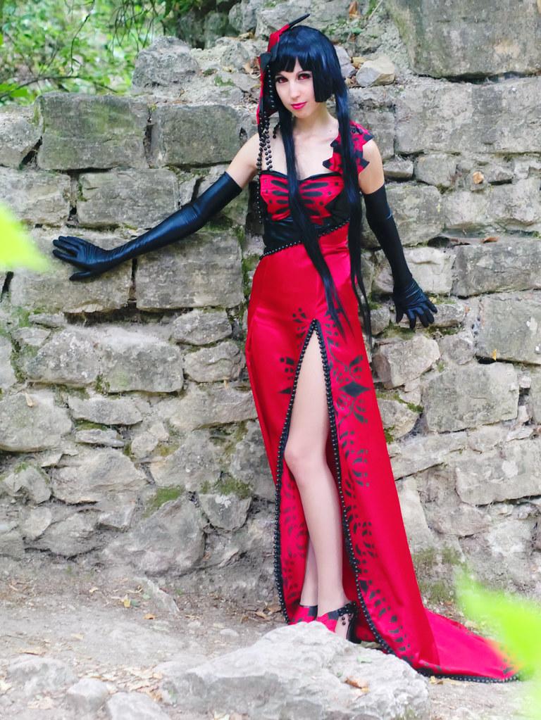 related image - Shooting Yuuko Ichihara - Melisandre - Parc de St Pons - 2014-07-20- P1890150