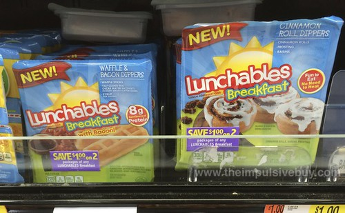 Lunchables Breakfast