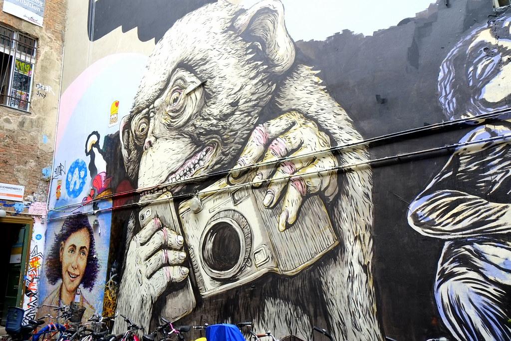 mural | berlin . haus schwarzenberg