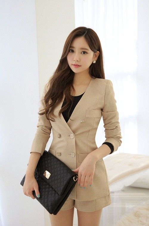 Thời trang công sở Thu Đông 2014 đẹp như Hàn Quốc cho Nữ 2