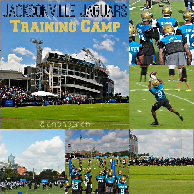 Jaguars Training Camp