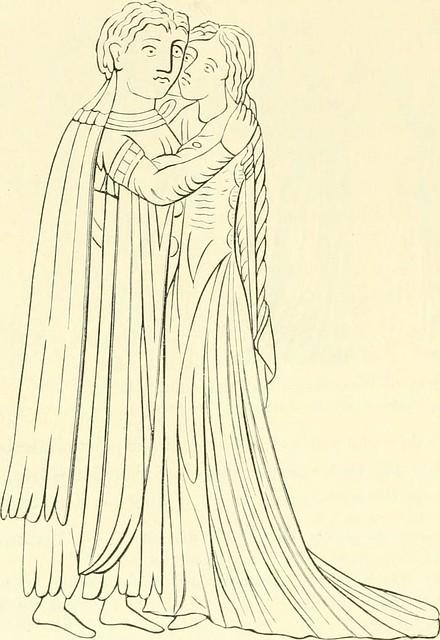 """Image from page 284 of """"Das höfische Leben zur Zeit der Minnesinger"""" (1899)"""
