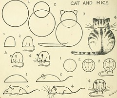 """Image from page 54 of """"Drawing made easy : a helpful book for young artists; the way to begin and finish your sketches, clearly shown step by step"""" (1921)"""