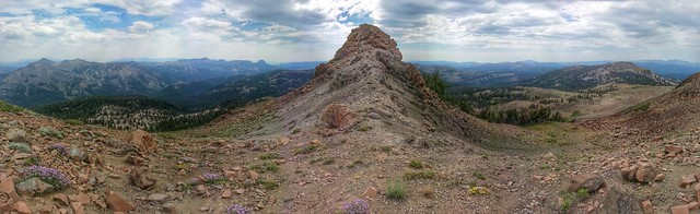 Peep Sight Peak