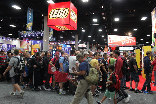 SDCC 2014 LEGO Exclusive Set Line