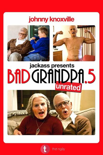 Phim Lão Già Siêu Quậy - Jackass Presents: Bad Grandpa.5