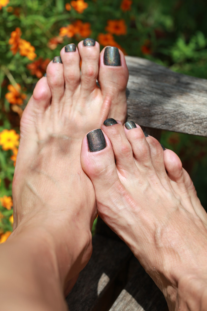 Fetish foot linda