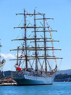 Historical Seas Tall Ships Regatta Volos 2010