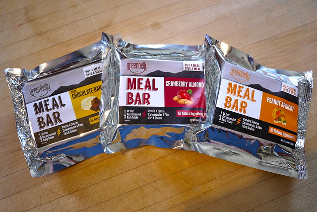 Greenbelly Meal Bars