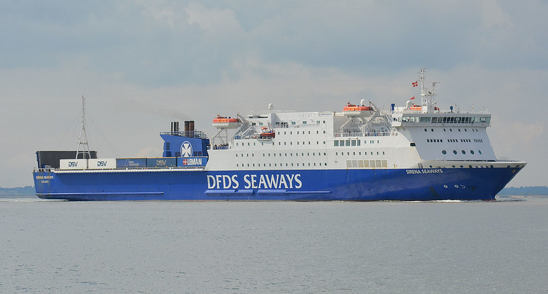 [Brittany Ferries] Liaison : le Havre – Portsmouth.  14799716094_a3b0d4e71a_c