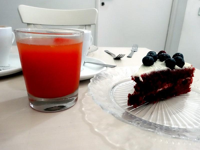 zumo tarta barcelona