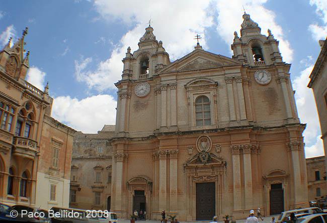 Catedral de San Pawl. © Paco Bellido, 2008