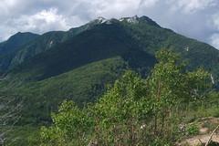辻山展望台より鳳凰三山