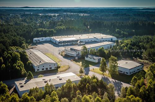 sverige jönköping swe flygfoto hillerstorp österskog heconordiska thulinsindustri