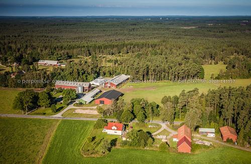 sverige jönköping swe flygfoto forsheda fänestad