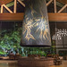 Large Decorative chimney at Cafe at Hoshino Resort, Oirase, Japan by jackie weisberg