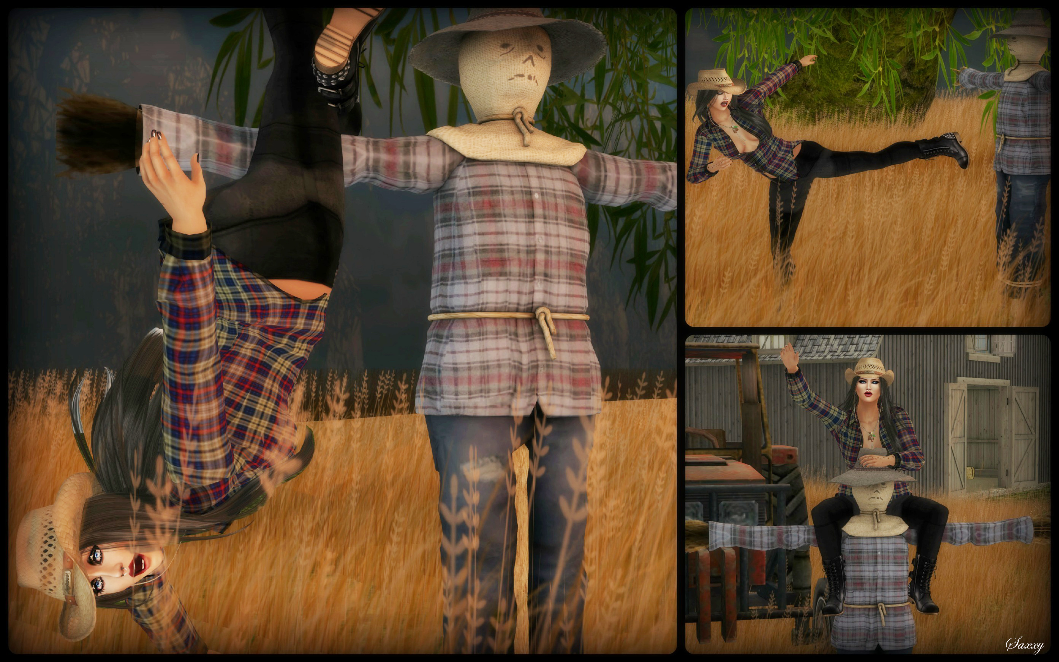 Scarecrow Passtime