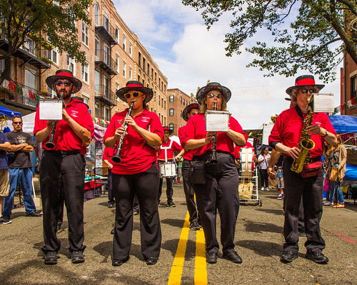 North End Feast Day - Marching Band