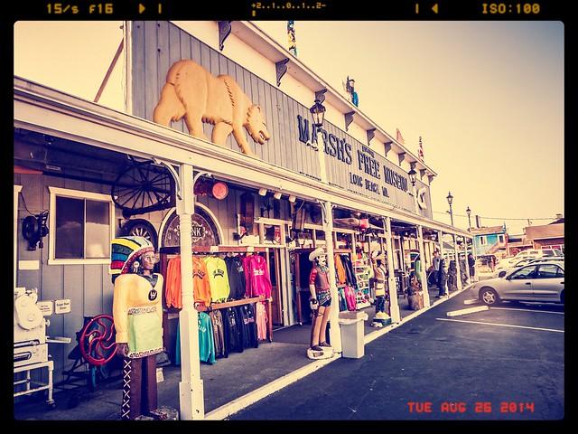 Marsh's Free Museum at Long Beach