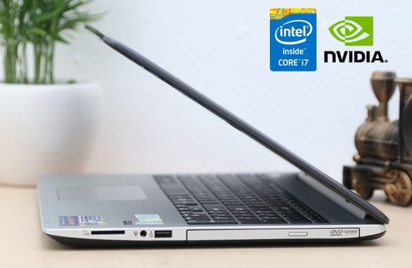 Đánh giá sơ bộ về laptop tầm trung Asus K551LN - 28271