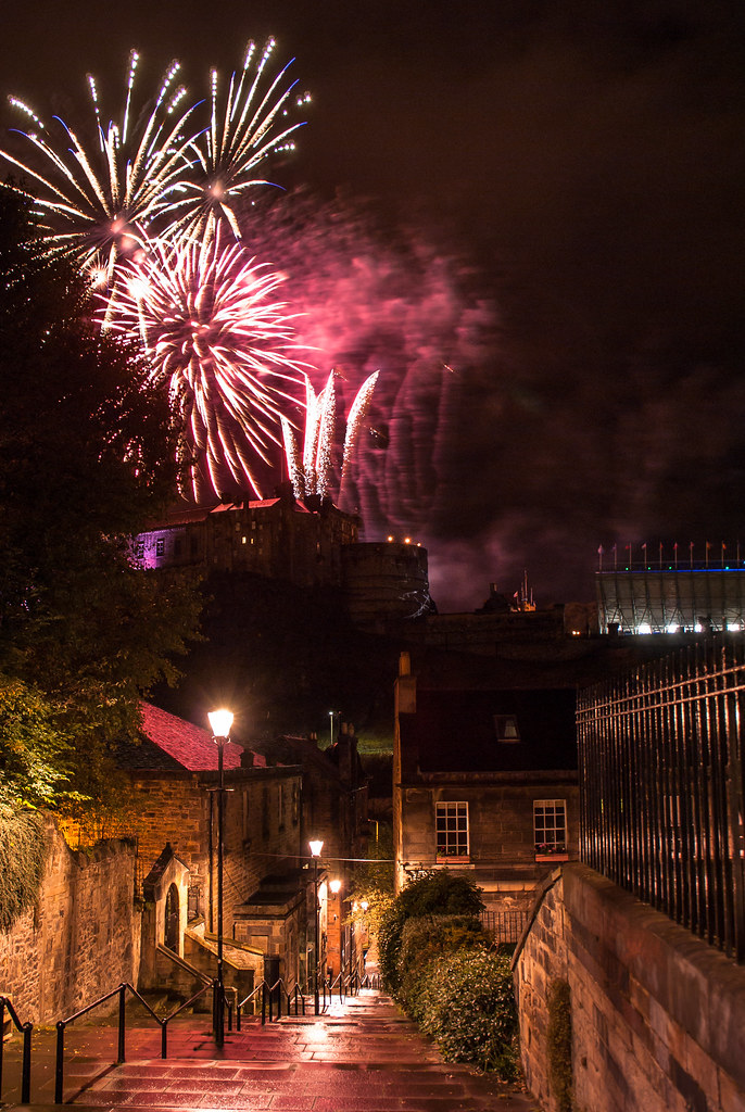 Vennel Fireworks