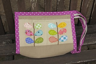 Lovelies received in Big Stitch Swap!