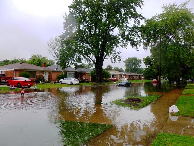 Lake Clippert, Dearborn Heights, Michigan