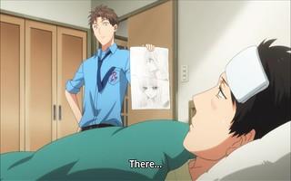 Gekkan Shoujo Nozaki-kun Episode 6 Image 52