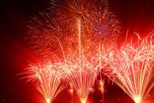 Toride Tone-River Fireworks Festival 2014 67