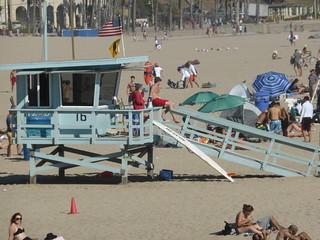 Vigilantes de la Playa de Santa Monica