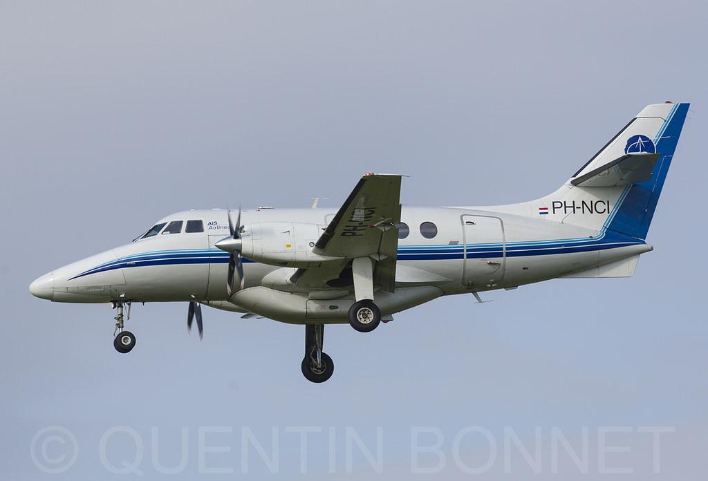 AIS Airlines British Aerospace BAe-3201 Jetstream 32EP PH-NCI