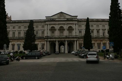 Palazzo Ajuda, la (ex) residenza reale