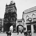 Clock and Powder Tower - Prague - Czech Republic by TLMELO